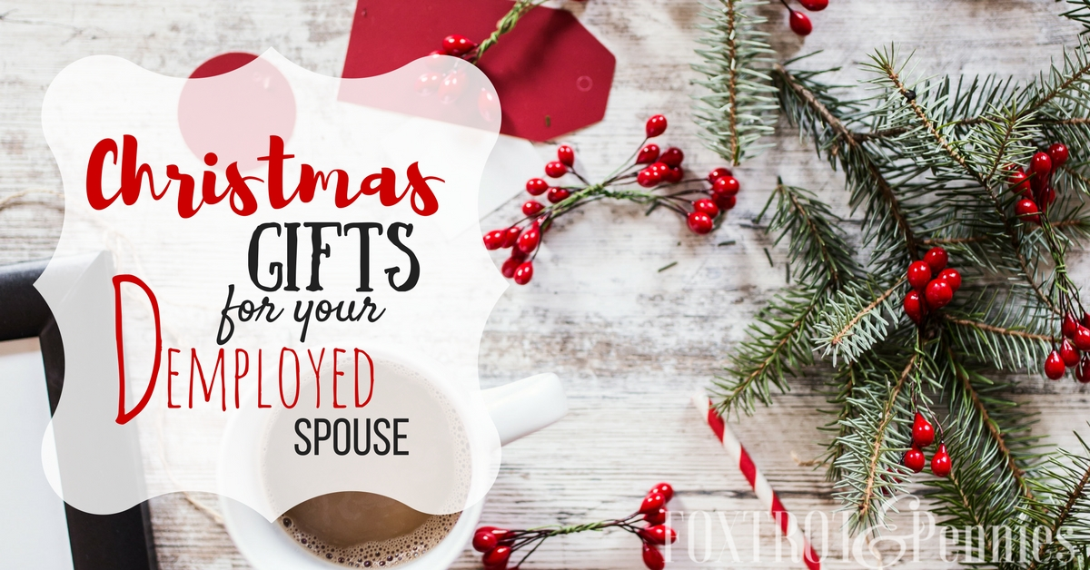 Christmas Gifts For Deployed Loved Ones