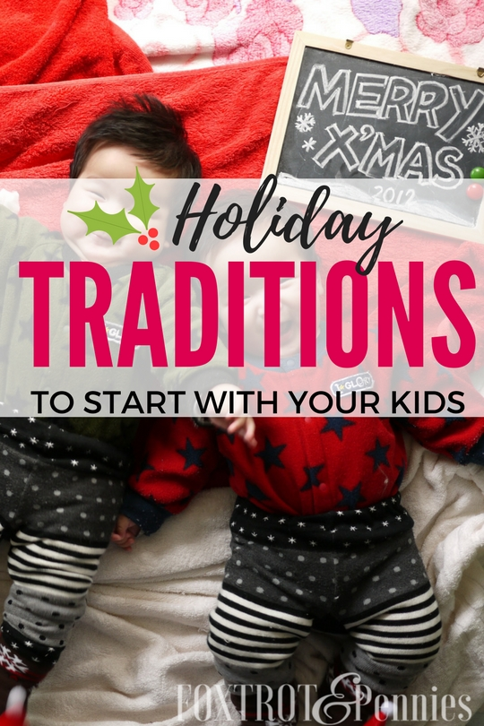 These are so much fun!! I did a bunch of these with my kids last year and they had a BLAST-- such great holiday traditions to start with kids any age!!