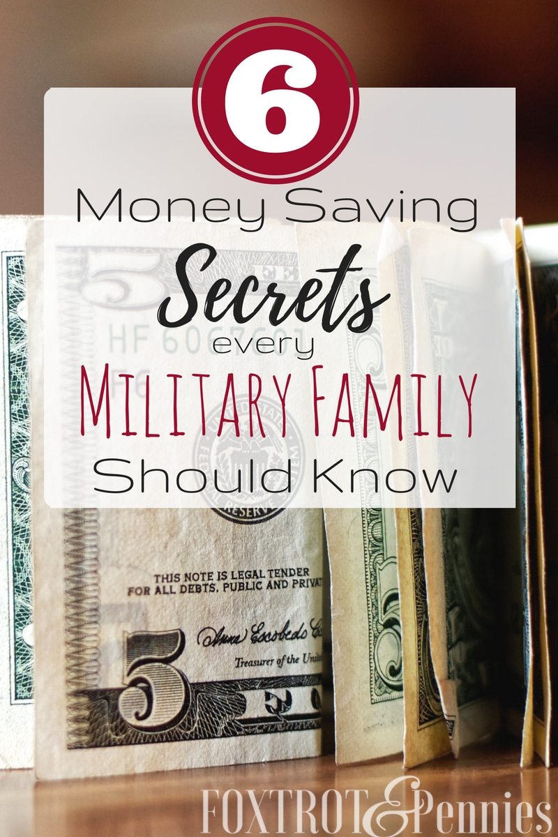 Finally!! Some awesome money saving tips to help military families save a little money-- it's such a struggle sometimes to budget and make those paychecks stretch but this article gives real, honest advice and I tried the fourth suggestion and saved over $100 each MONTH!