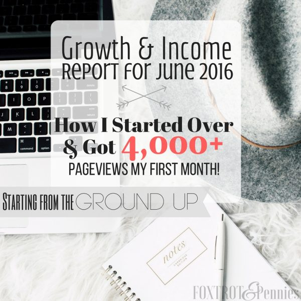 June Growth & Income Report