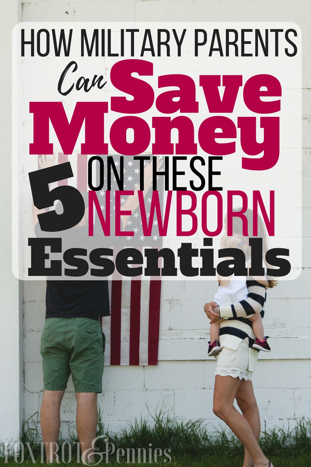 I'm so glad I found this! These are super simple ways for military parents to save money, my family has already saved so much money (like literally hundreds of dollars!)