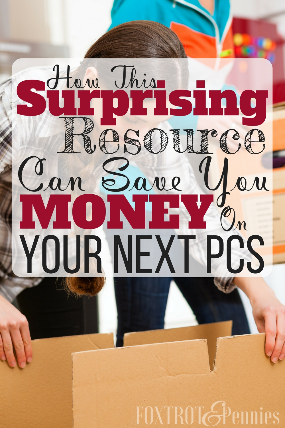 Wow- I never heard of this resource before! So good to know! Not only will it actually reduce a TON of stress during PCS season but it will also help us next time around to save money on PCS! Budget friendly PCSing is always a huge win!