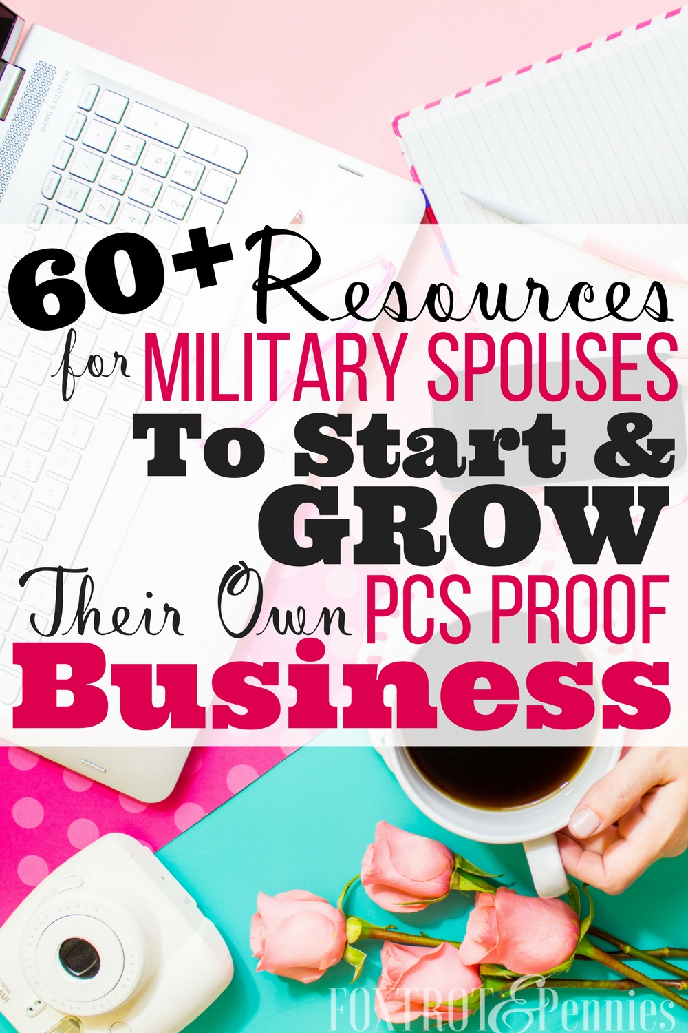 WOW so many great resources for starting and growing a PCS proof business for military spouses, this is great! I have learned so much already! Not only are there step by step guides and tutorials but there are also free printables and courses specifically geared towards military spouse. This is not the typical resource list for building a business! LOVE it!