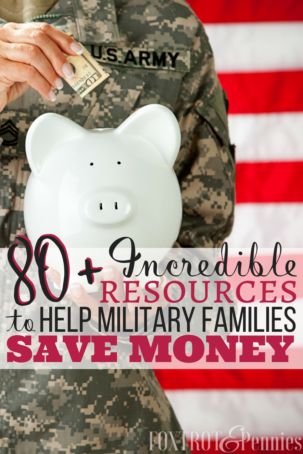 Wow this list is awesome! There are so many resources and ways for military families to save money! If you are looking to save money on groceries, work on budgeting, meal planning, couponing, or just want general information specific to military families then this is a list you need to bookmark!
