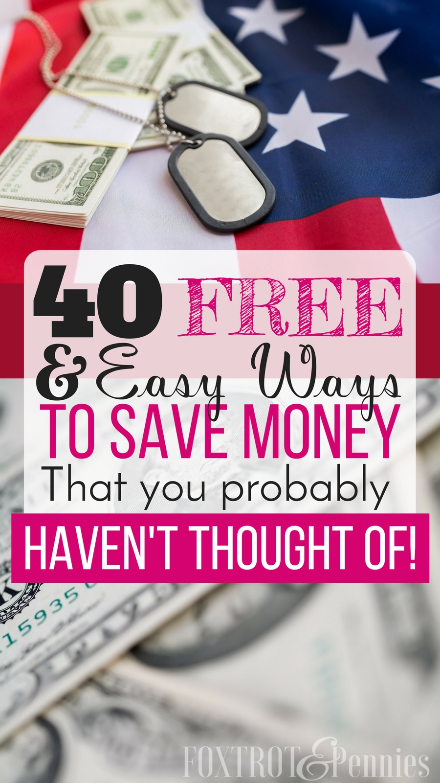 Frugal living meets military resources! These awesome and free ways to reduce monthly expenses will be a huge game changer for your budget! Easy ways to save money indeed! But I think my favorite part oft he article was the free printable checklist, I have checked off 20 so far and I am actually starting to pay off my debt and get closer towards my debt free goal!